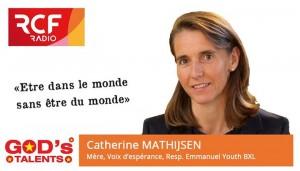 RCF God's Talents - Catherine Mathijsen - Voix d'Espérance